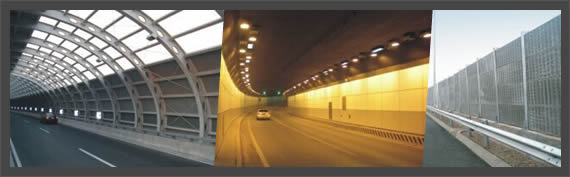 Loop Road Sound Proof Barrier